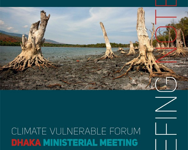 Event Booklet Series: Climate Vulnerable Forum